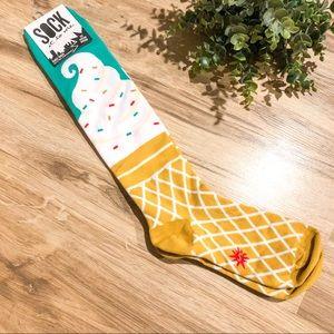 🌻3/$15🌻 Ice Cream Socks